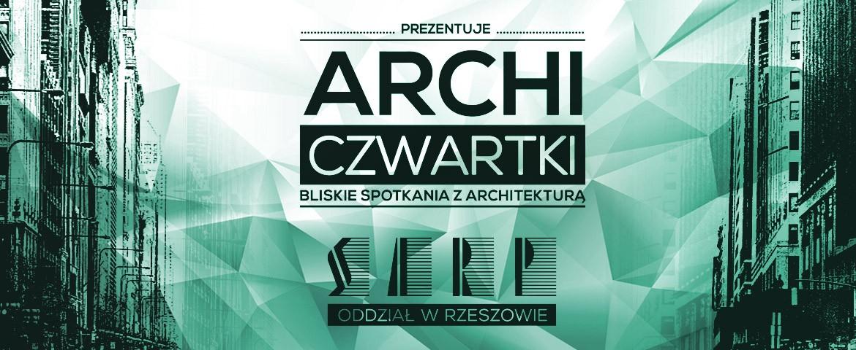 [04.02.2016] ARCHI-Czwartki – Piotr Musiałowski