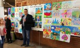"""Wystawa i rozdanie nagród V edycji Konkursu dla dzieci – """"Dom Moich Marzeń"""" 2015"""