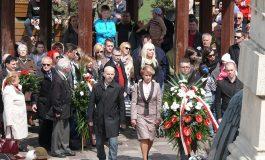 Uroczystości z okazji 225 rocznicy uchwalenia Konstytucji 3 Maja.