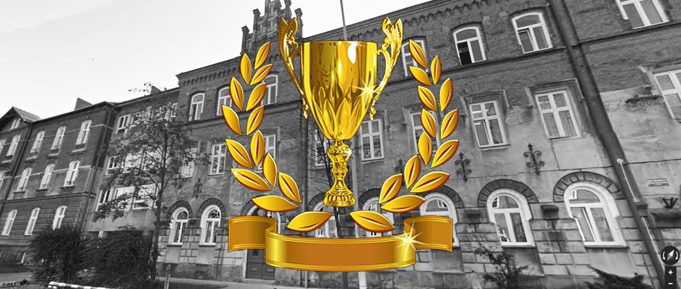 """""""Kształtowanie przestrzeni""""- Nagroda dla Miejskiego Zespołu Szkół nr 5, Technikum nr 6 w Krośnie"""