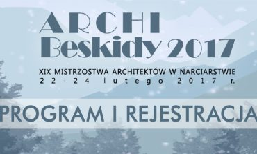 ARCHI BESKIDY 2017 - PROGRAM i REJESTRACJA!