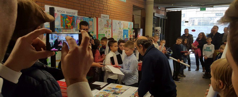 """Wystawa i rozdanie nagród VI edycji Konkursu dla dzieci – """"Dom Moich Marzeń"""" 2016"""