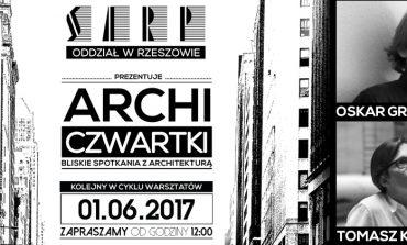 [01.06.2017]  O.GRĄBCZEWSKI & T.KONIOR - ARCHI-CZWARTKI - FINAŁ SEZONU