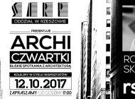 [12.10.2017]  ROBERT SKITEK - RS+  - ARCHICZWARTKI