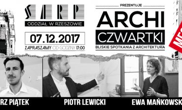[07.12.2017] MEGA ARCHICZWARTEK - GRZEGORZ PIĄTEK, PIOTR LEWICKI, EWA MAŃKOWSKA-GRIN