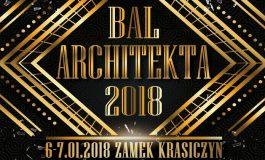 REJESTRACJA: BAL ARCHITEKTA 2018