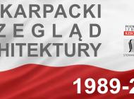 Podkarpacki Przegląd Architektury 2019 - lata: 1989-2019