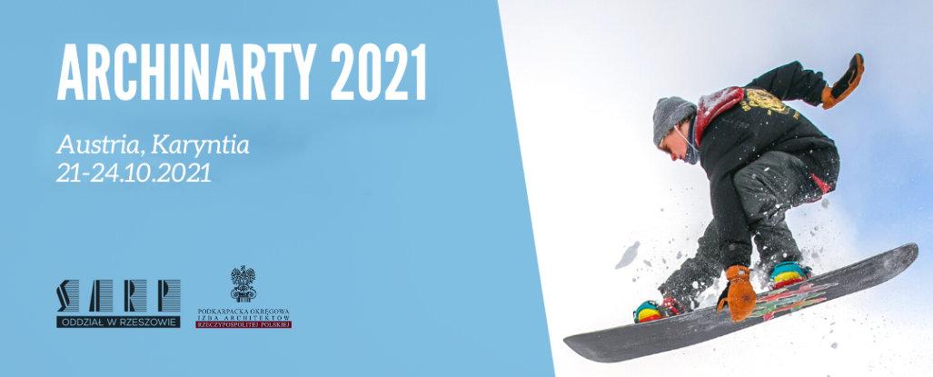 ArchiNarty 2021 – Zaproszenie dla członków PKOIA